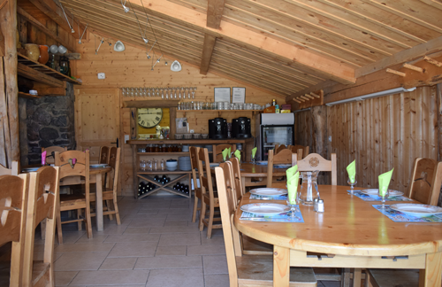 Restaurant Chez Merlin Glières